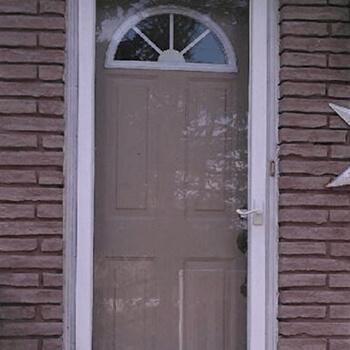 Door Before Photo