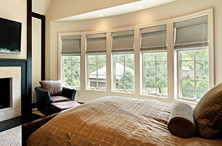 Casement Windows - Bow Windows