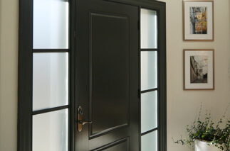 Insulated Doors