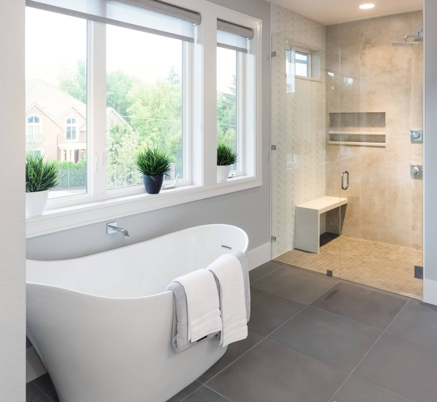Selecting an Appropriate Window for Your Bathroom   KW&D