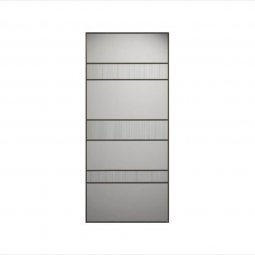 Matisse Glass VA Decorative Collection Silver Caming