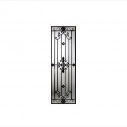 Medieval Decorative Glass Wrought Iron Collection