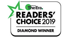 Newmarket's The Era Reader's Choice Diamond Winner 2019