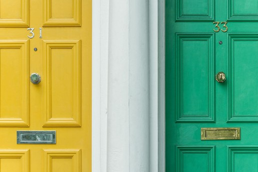 How to Step Up Your Front Door Game